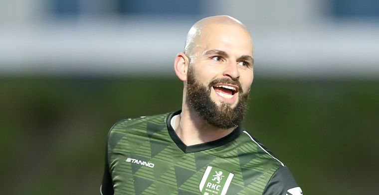 RKC gaat Eredivisie in met man van 203 wedstrijden: Uiteraard erg tevreden