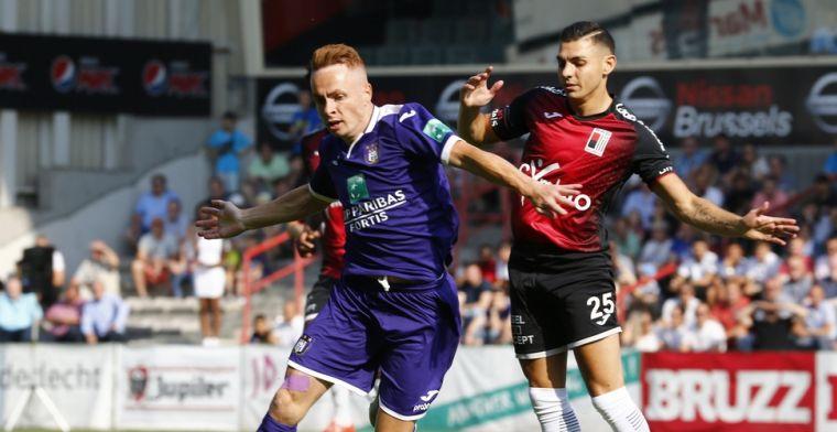 Anderlecht zoekt oplossing voor Trebel, maar veegt al één optie van tafel