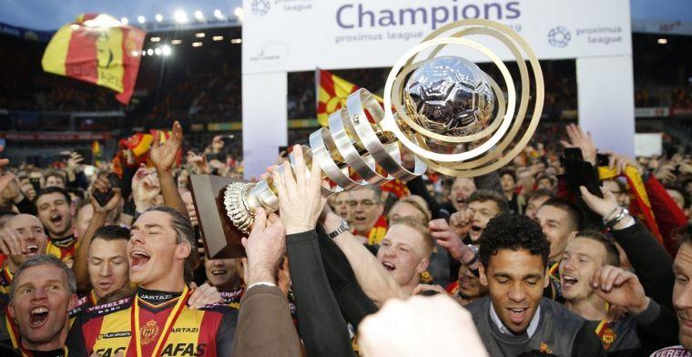 UPDATE: 'Mechelen-fans vangen bot, BAS kan aan de slag met matchfixingzaak'