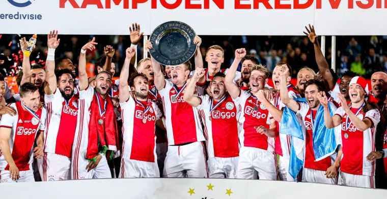 'Vernieuwde, opgewaardeerde overeenkomst' voor Ajax: deal tot medio 2022