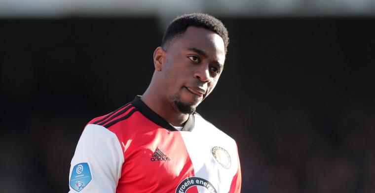 Tegenvaller Haps: back begint niet volledig fit aan voorbereiding bij Feyenoord