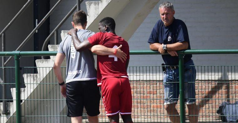 'Dramatisch seizoensbegin voor Antwerp, zware blessure Opare gevreesd'