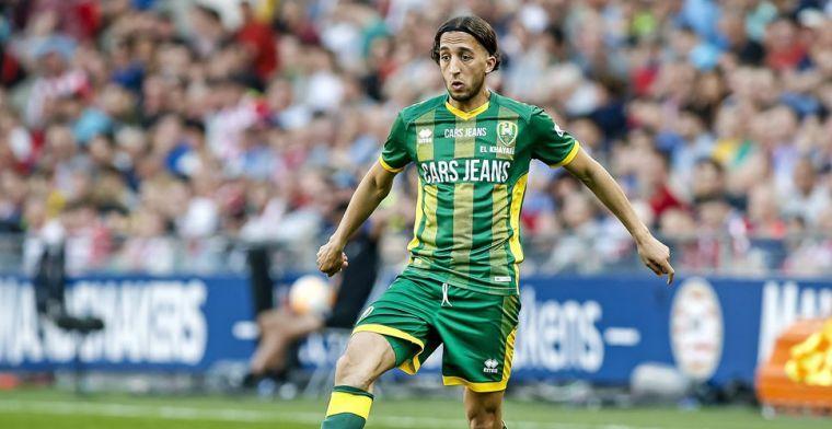 El Khayati mag eindelijk hopen op transfer: 'Er spelen wat zaken'