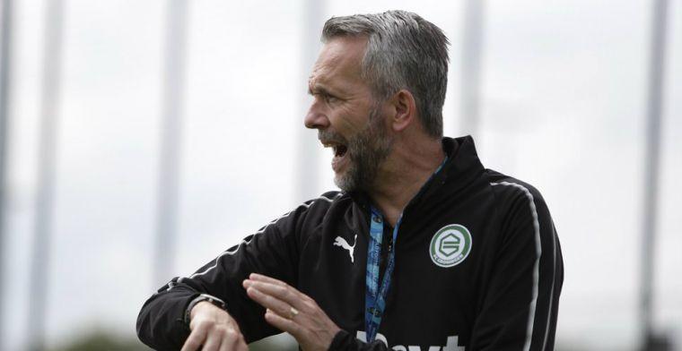 'Ik ben er hartstikke trots op, want FC Groningen is voor mij een heel grote club'