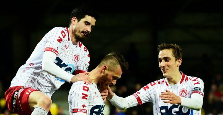 KV Kortrijk lacht bod op Chevalier resoluut weg: Praten niet voor peanuts