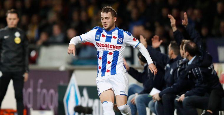 'Nemanja wordt heel goed, ik hoop dat het bij Heerenveen gebeurt'