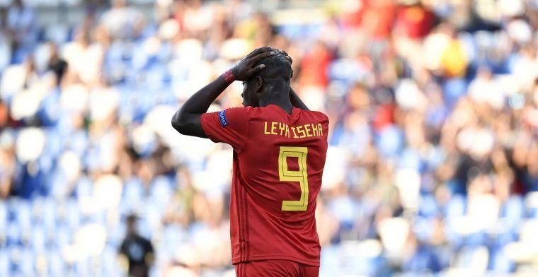 Leya Iseka heeft spijt: Ik had heel graag willen schitteren bij Anderlecht