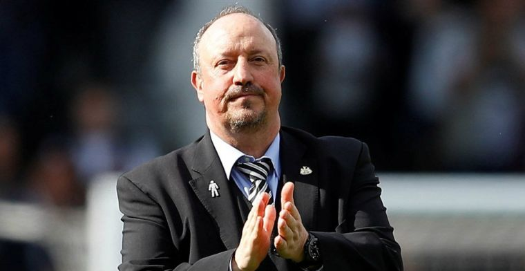 OFFICIEEL: 'Teleurgestelde' Benitez stapt op bij Newcastle United