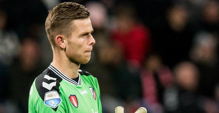 'Keepersnieuws uit Eindhoven: PSV richt vizier op transfervrije Ruiter (32)'