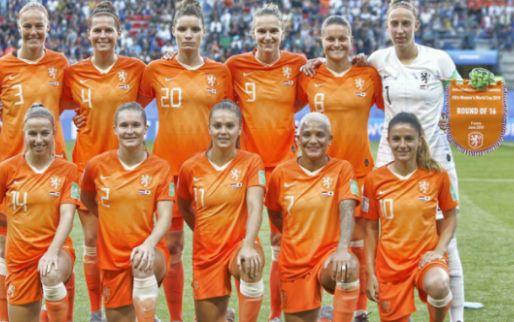 Afbeelding: Oranje op rapport: Van Veenendaal en middenveld uitblinkers, v/d Sanden dissonant