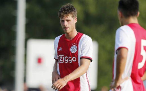 Afbeelding: Ajax haalt uit en wint eerste oefenwedstrijd van het seizoen met dubbele cijfers