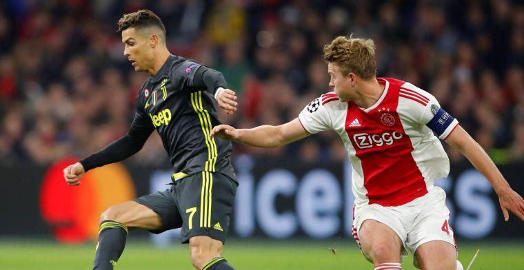Juve met De Ligt en Ronaldo: onverslaanbaar team dat nu Europa moet veroveren