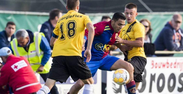 'NAC verkoopt speler aan Barcelona; Willem II ontvangt meer dan Bredase rivaal'