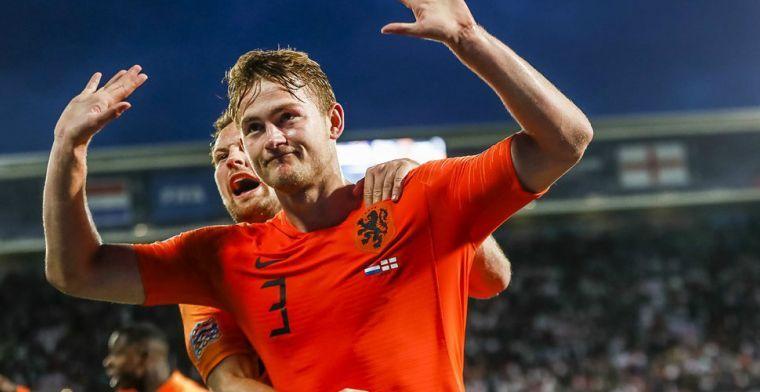 'De Ligt moet knoop nog doorhakken: Barça is nog een optie voor Ajax-aanvoerder'