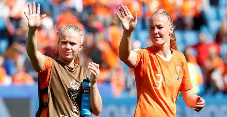 'Weer één wissel in Oranje-defensie: Roord en Beerensteyn wederom in de dug-out'