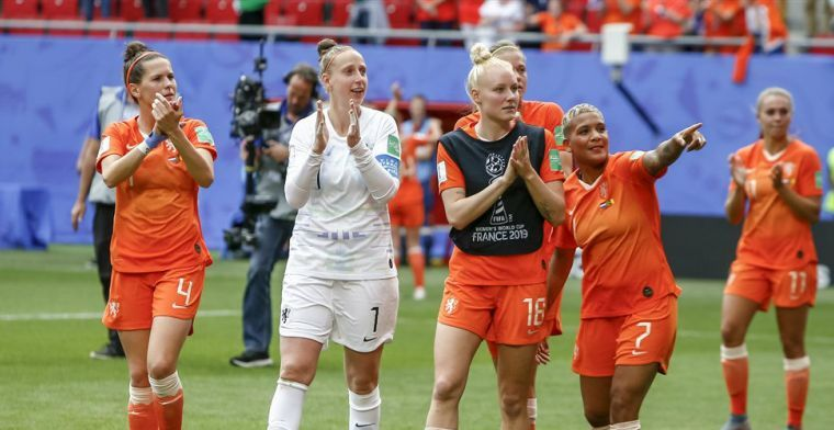 Ambitieuze Oranje Leeuwin: 'Fantastisch om bondscoach van mannen te worden'