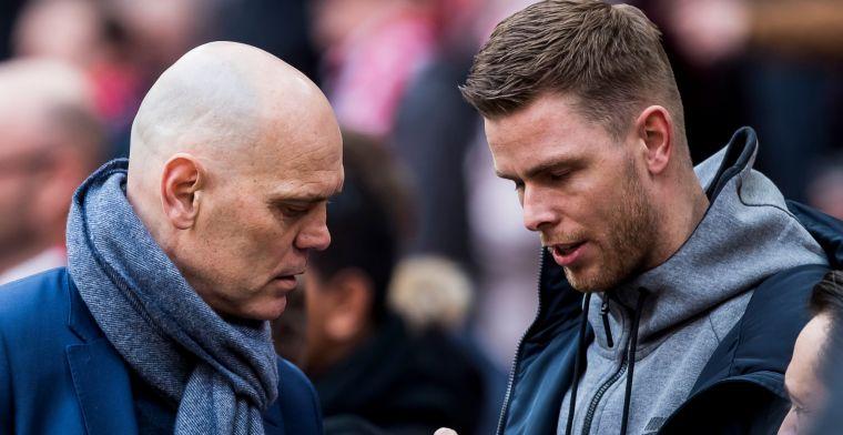 'Helaas voor ons heeft zich in de tussentijd een andere club voor Ruiter gemeld'