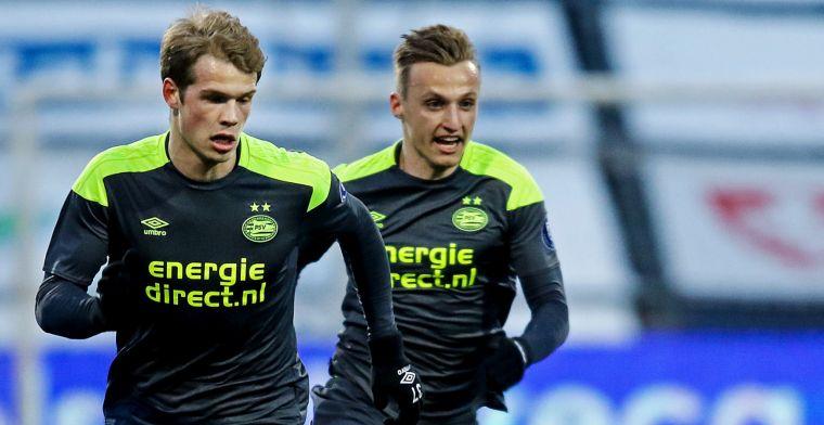 PSV werkt mee aan vertrek van 'man van één miljoen': trainingsstage in Sittard