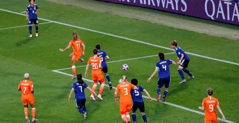 LIVE: Gelukkig Oranje plaatst zich via strafschop voor kwartfinale (gesloten)