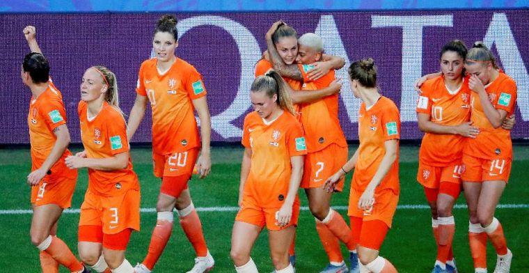 Martens schiet Oranje naar kwartfinale WK na zeer beladen slotfase