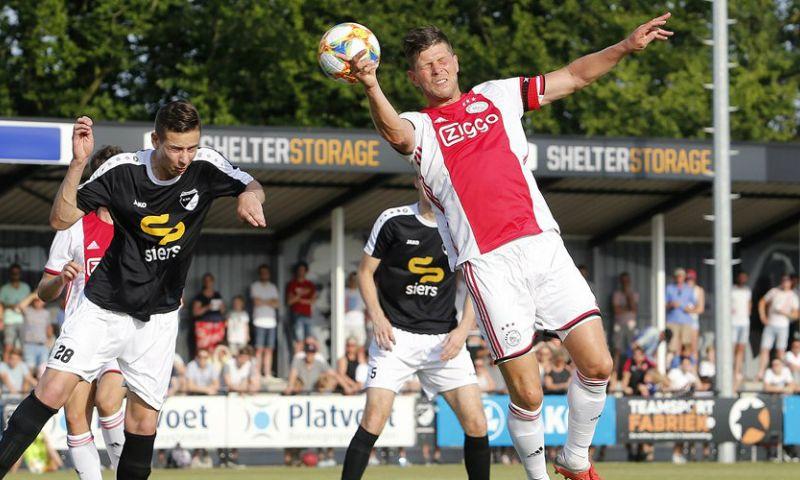 Afbeelding: Amateur verrast Ajax: