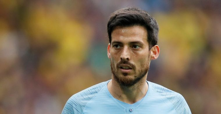 David Silva (33) kondigt vertrek bij Manchester City aan: Tien jaar is genoeg