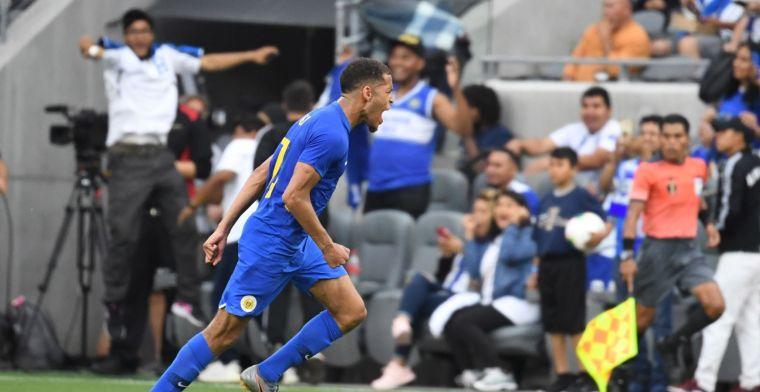 Curaçao zorgt voor stunt en plaatst zich voor kwartfinale na wereldgoal van RKC'er