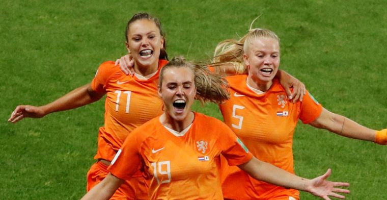 Buitenlandse pers looft 'different beast' van Oranje: 'Tegen Japan overtuigde ze'