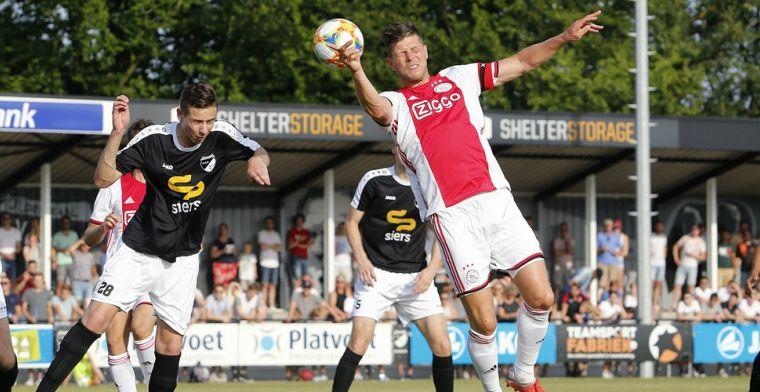 Amateur verrast Ajax: Toen ik die bal pakte, wist ik gewoon: ik doe een panenka