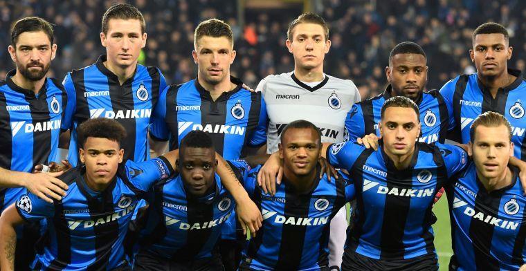Club Brugge verstaat de kunst om in stilte te werken en dan uit te pakken