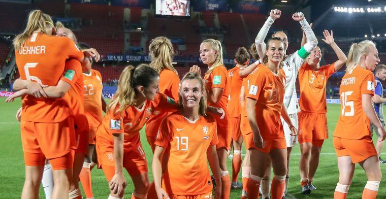 'Zwakke schakel' Van de Sanden krijgt wind van voren: 'Haar WK mislukt aardig'