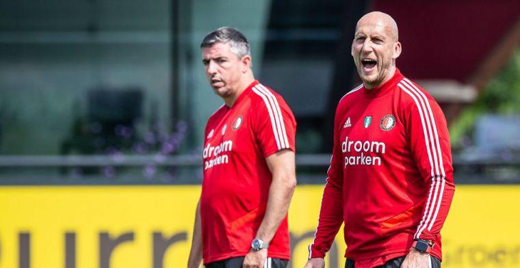 Stam weet niets van Feyenoord-interesse: 'Intern niet over hem gesproken'