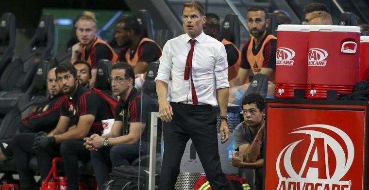 De Boer ziet Martínez penalty missen in extremis en verliest weer eens