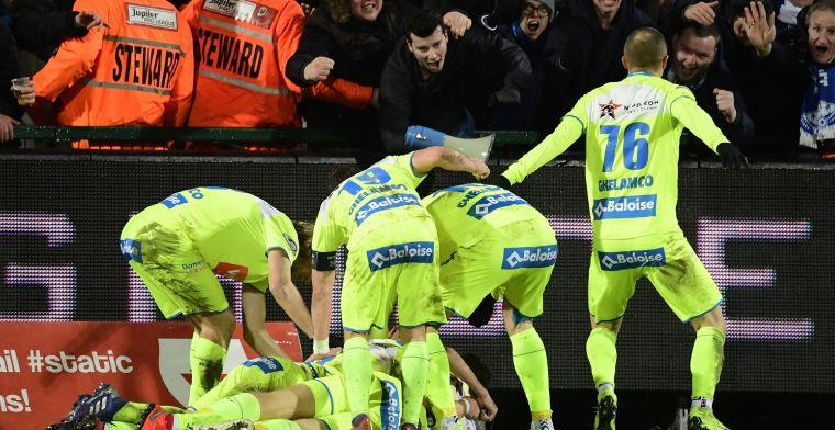 'KAA Gent kan basispion van de hand doen, RC Straatsburg klopt aan'