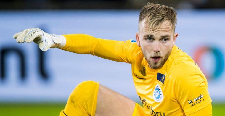 PSV zwaait Jurjus uit en stuurt keeper naar Keuken Kampioen Divisie