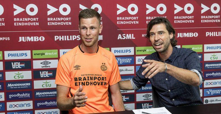 'Toen PSV kwam, maakte m'n hart wel een sprongetje. Dit is een uitstekende kans'