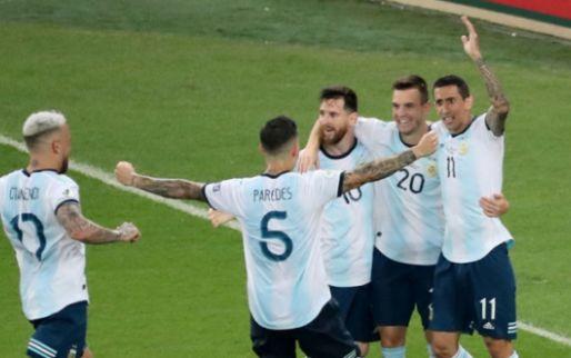Afbeelding: Droom Messi blijft levend: Argentinië wacht kraker tegen Brazilië in halve finale