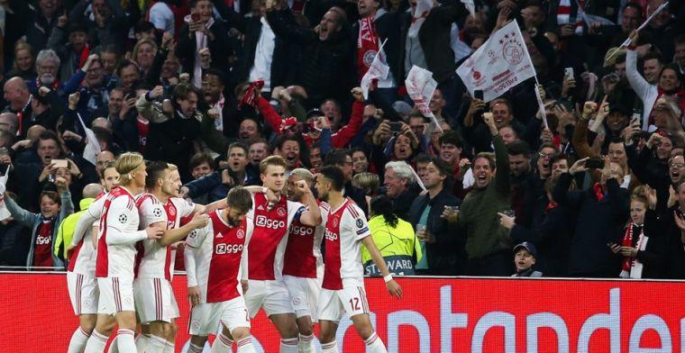 'Sprint met gigantische stofwolk voor Ajax en PSV, maar kans op degradatie reëel'