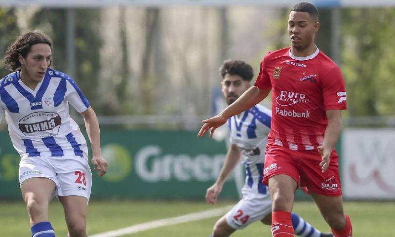 Afbeelding: Van de amateurs naar Eredivisie-voetbal: 'Ik weet niet wat ik moet verwachten'