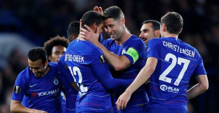 Londense clubs en Aston Villa verdringen zich rondom Chelsea-routinier Cahill