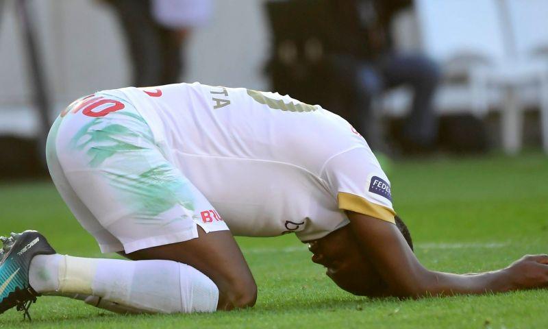 Afbeelding: Einde Afrika Cup voor Samatta, invaller Diatta mag nog even door