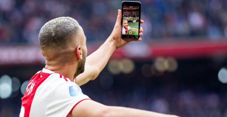 Ziyech no ve nada en el fichaje español y se queda con el Ajax por el momento.