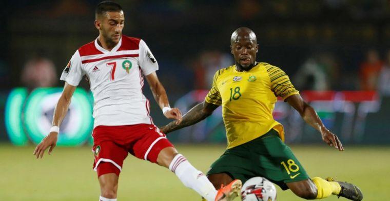 Marokko wint ook derde groepsduel en gaat foutloos door naar volgende ronde
