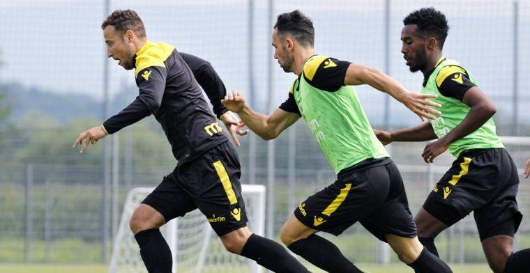 Vitesse laat overbodig tweetal thuis: Ik ga op zoek naar een nieuwe club