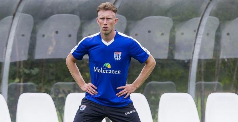 Pechvogel Koppers heeft weer onderdak na 43 minuten in twee seizoenen