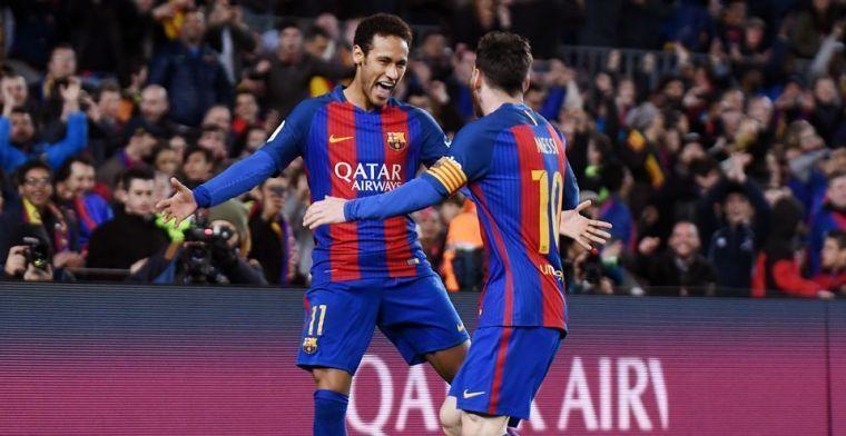 La Liga-preses se pronuncia en contra del regreso de Neymar: 'Mejor no verlo'