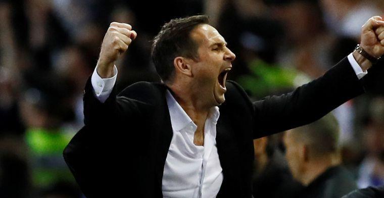 Lampard no tiene que informar en el campo: camino al viejo amor Chelsea abierto
