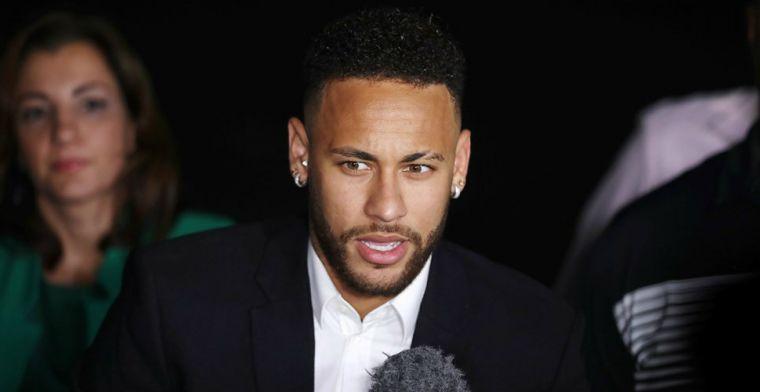 'Neymar gaat in staking om terugkeer naar FC Barcelona te forceren'