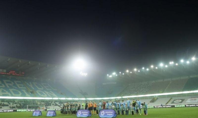 Afbeelding: OFFICIEEL: Belg trekt naar Valenciennes, Cercle Brugge baalt