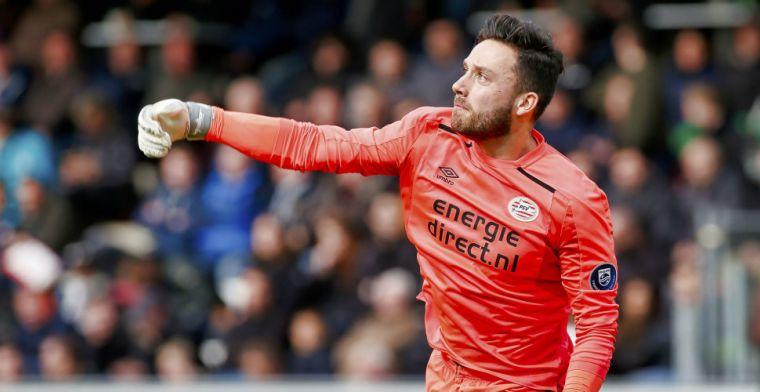 'PSV-doelman wijst Eerste Divisie-clubs af en hakt snel knoop door'
